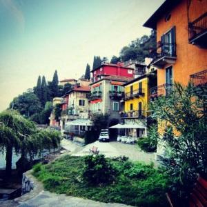 Daytime in Varenna, Lake Como