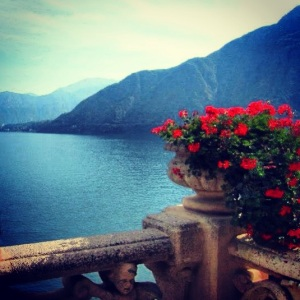 View  of Lake Como from VILLA BALBIANELLO