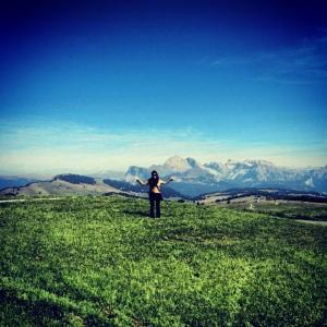 Panorama View - Italy